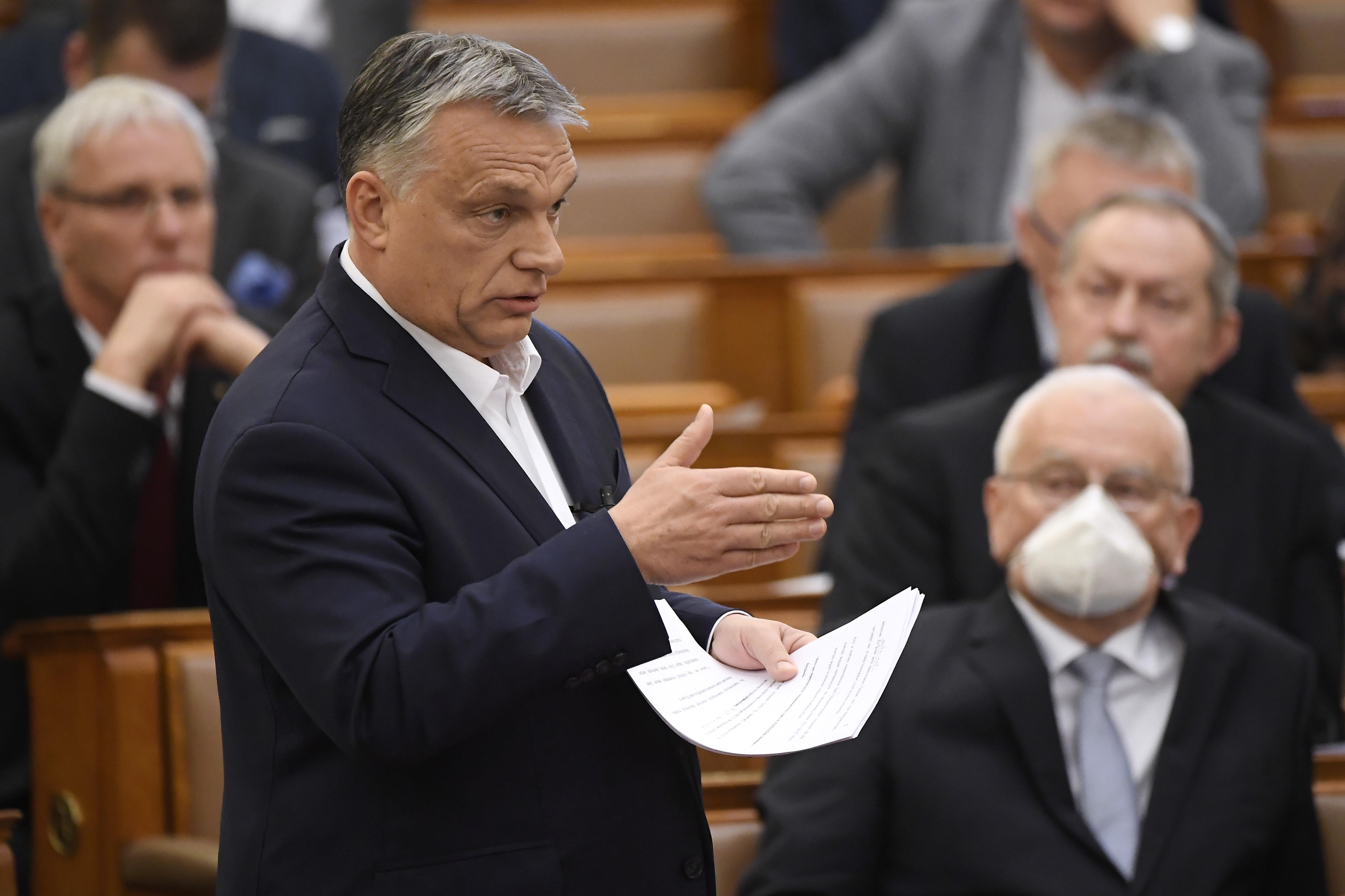 Orbán: Ungarische Presse ist viel freier und vielfältiger als die deutsche Presse