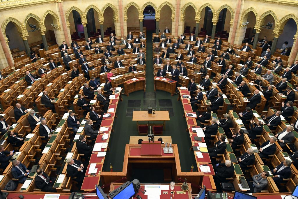 Presseschau von budapost.de: Opposition – Nein zu beschleunigtem Abstimmungsverfahren über Notstandsgesetze post's picture