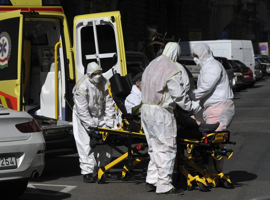 Coronavirus: 447 bestätigte Fälle, 15 Verstorbenen post's picture
