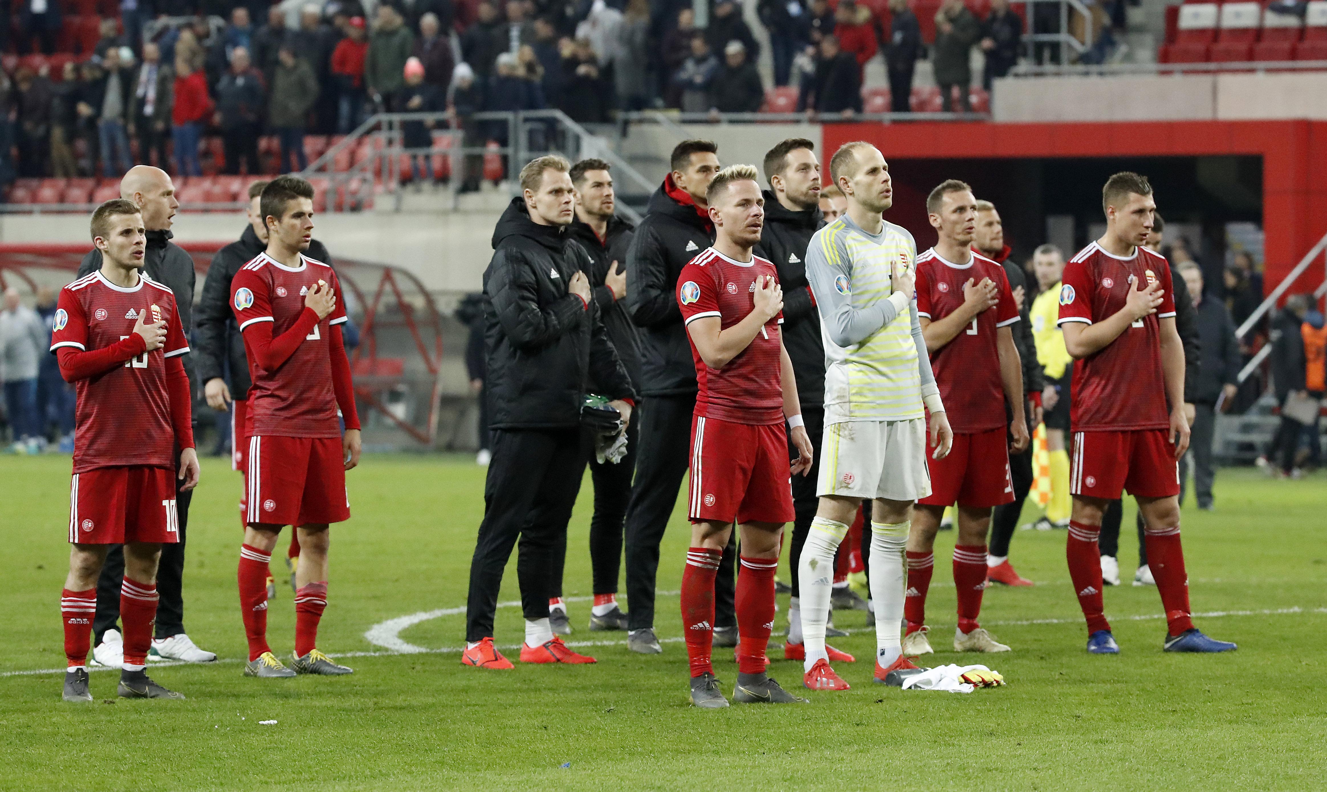 Fußball EM-Quali vor leeren Rängen post's picture