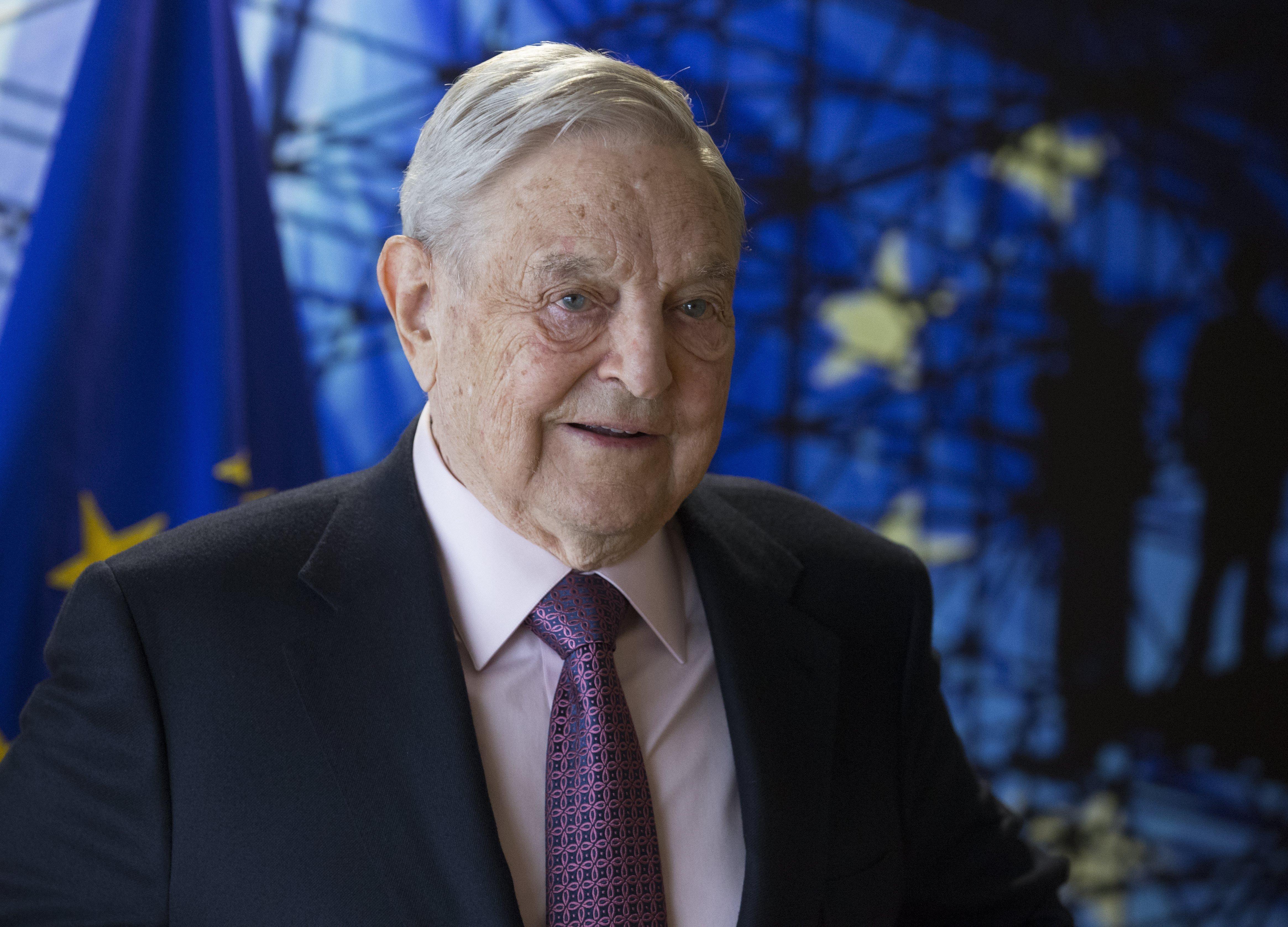 Coronavirus: Soros spendet 1 Million Euro an Budapest post's picture