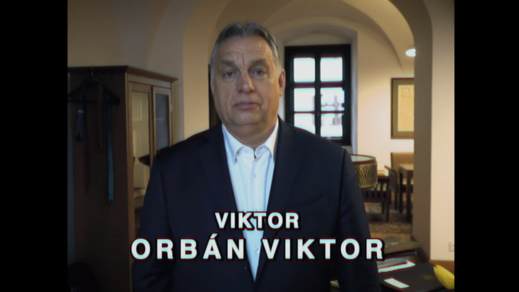 Premier Orbán markiert Internationalen Frauentag
