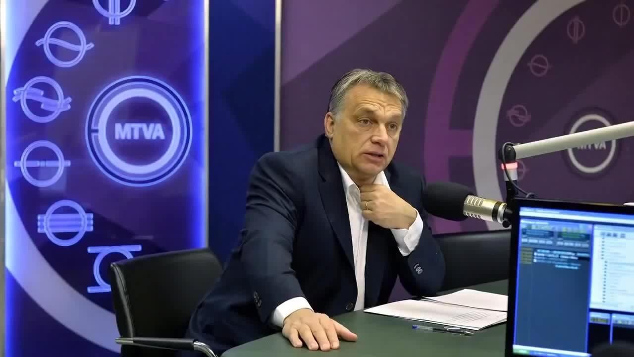 Orbán: Brüssel ist mit der ungarischen Regierung beschäftigt, anstatt gegen das Coronavirus zu kämpfen post's picture