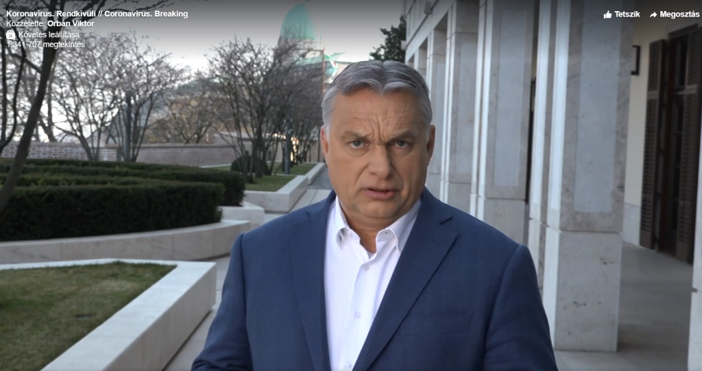 """""""Die Pandemie hat bewiesen, dass die Ungarn der Welt zusammengehören"""""""