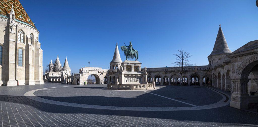 Leere Straßen in Budapest und landesweit – Fotogalerie! post's picture