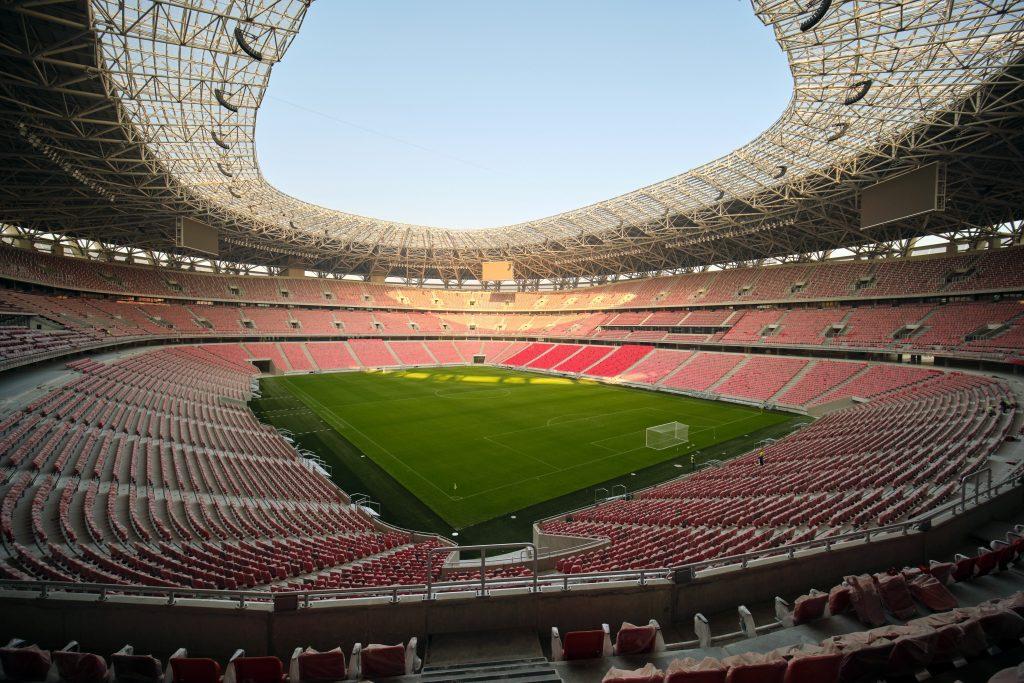 "Finale der ""Fußball-Europa-League 2022"" in Budapest!"