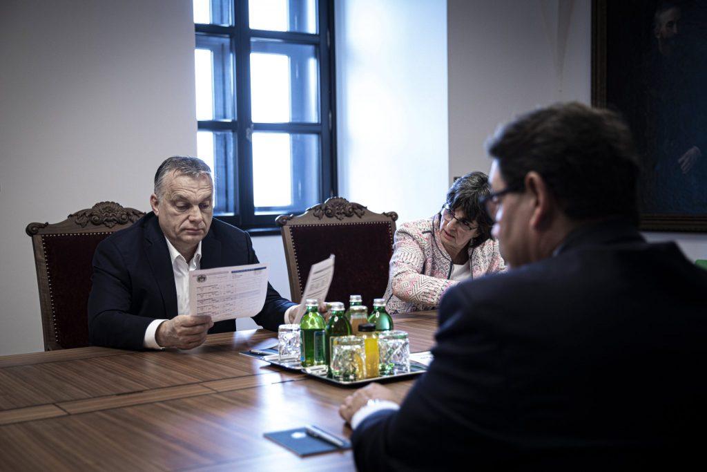 Coronavirus: Orbán trifft Gesundheitsexperten post's picture
