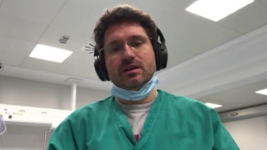 """Italienischer Arzt an die Ungarn: """"Bereitet euch auch auf das schlimmste Szenario vor!"""""""