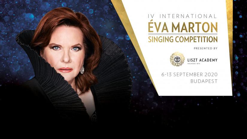Éva Marton Gesangswettbewerb: Rekordzahl von Bewerbern post's picture