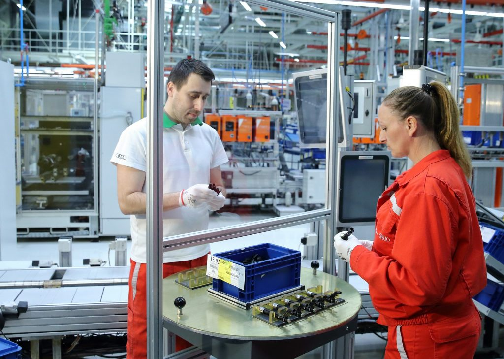 Coronavirus – Audi startet die Fahrzeugproduktion in Ungarn neu post's picture