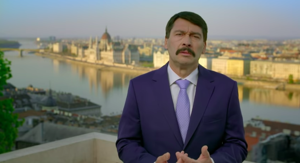 In seiner Osterbotschaft dankt Präsident Áder den Ungarn für ihre Ausdauer post's picture