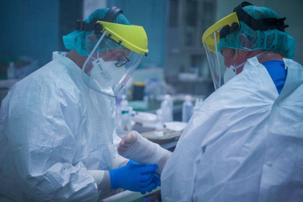 Ist unser Gesundheitssystem nahe an seiner Leistungsobergrenze?