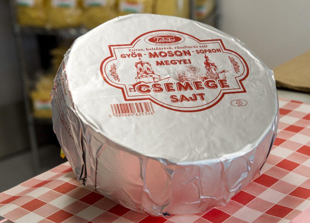 Ungarischer Käse bekommt geographische Herkunftsbezeichnung