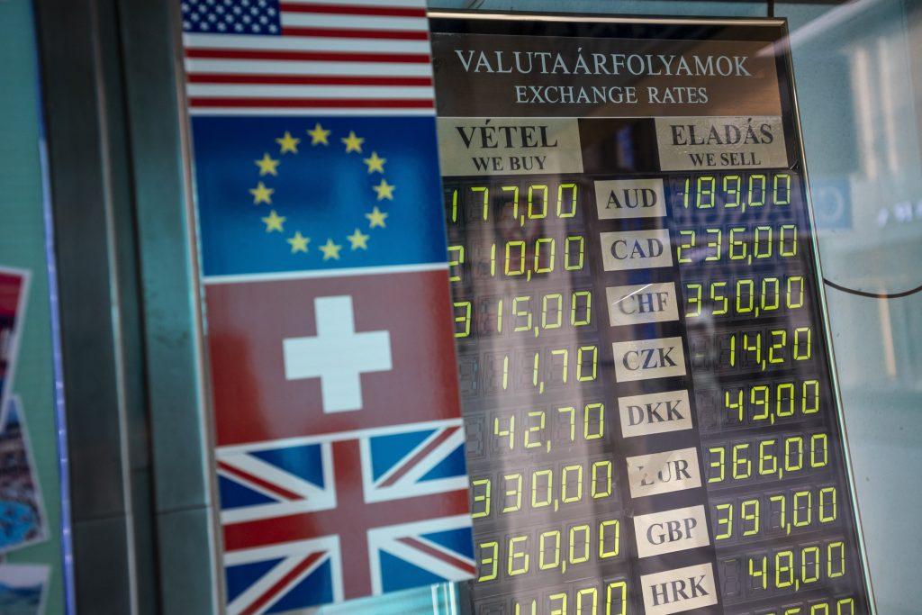 Forint verstärkt sich nach neuen Notenbank-Maßnahmen