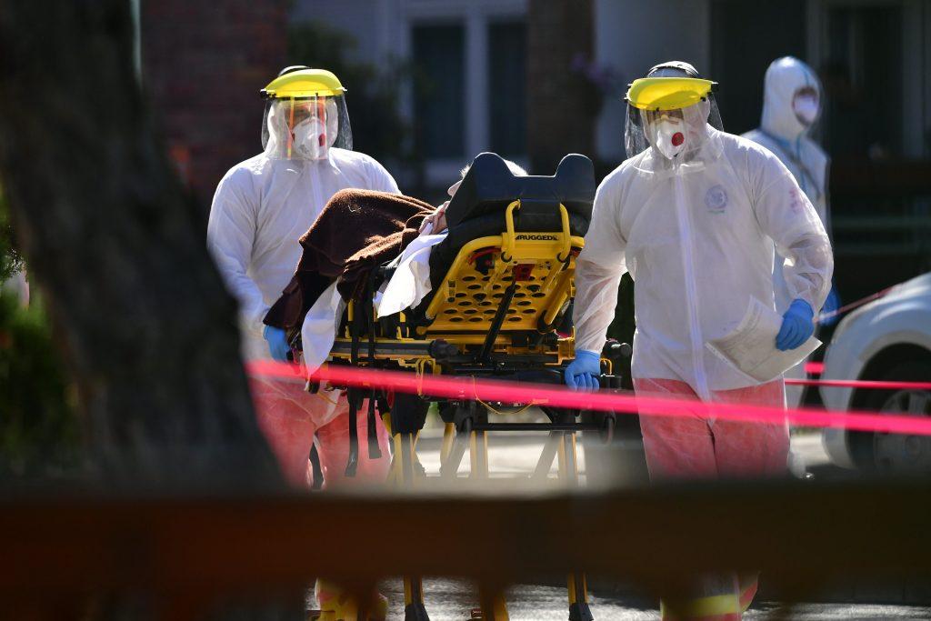 Coronavirus: 33 Tote, 1474 Neuinfektionen in Ungarn