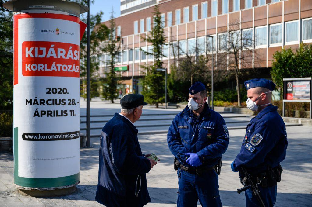 Corona-Maßnahmen: Polizei verhängt Bußgelder post's picture