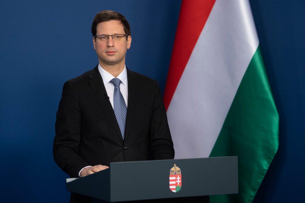 Kanzleramtsminister Gulyás: 500 Milliarden Forint bisher für Corona-Krise ausgegeben