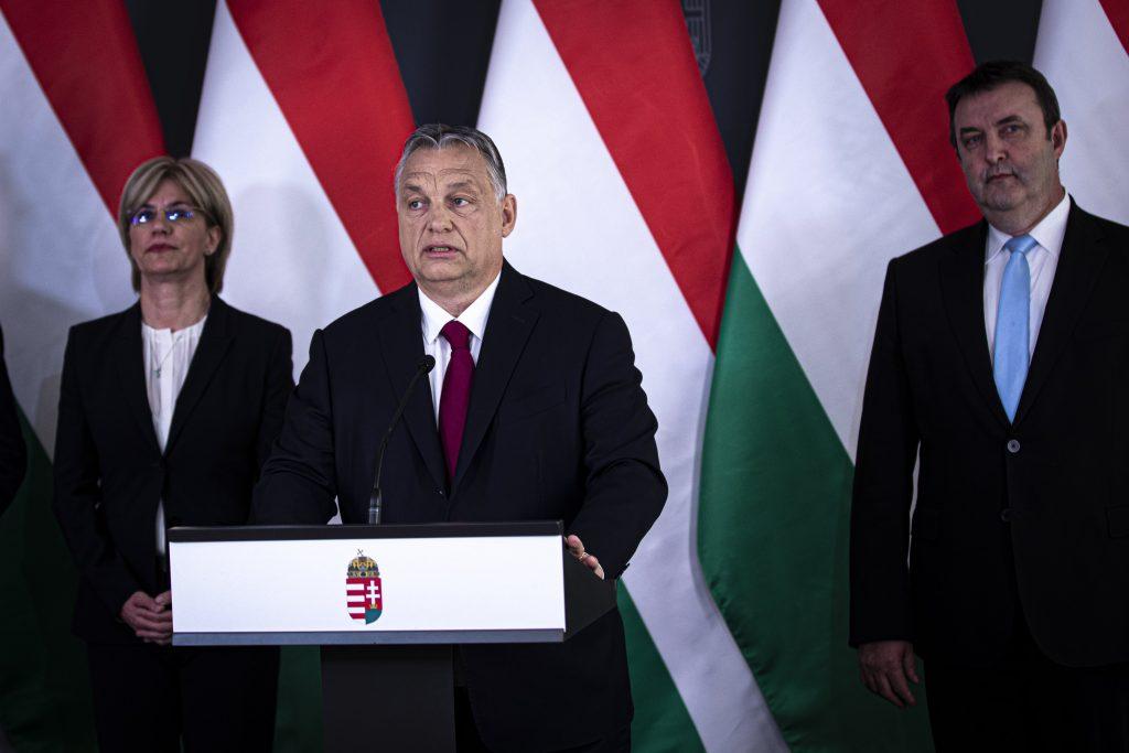 Orbán kündigt neuen Fünf-Punkte-Wirtschaftsschutzplan an