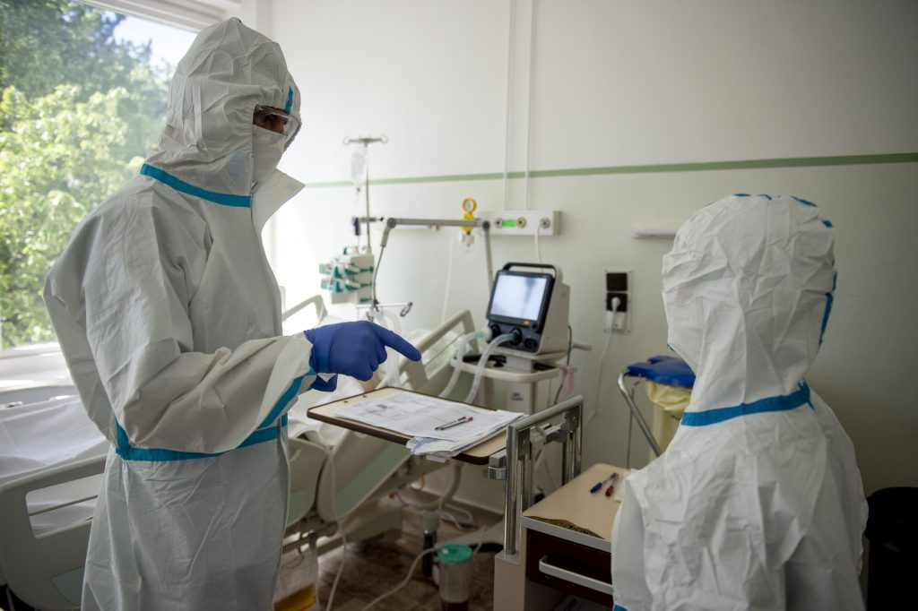 Gesundheitsdienste am Montag vollständig neu gestartet