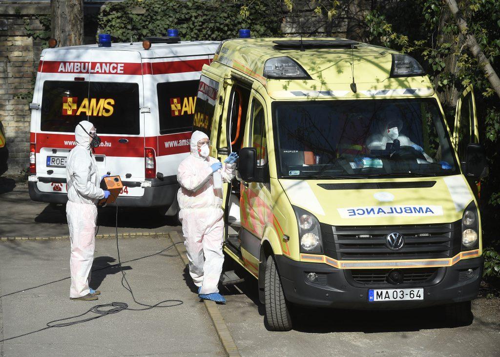 Budapester Bürgermeister: Die Einwohner von Budapest verdienen es, die Infektionszahlen zu kennen