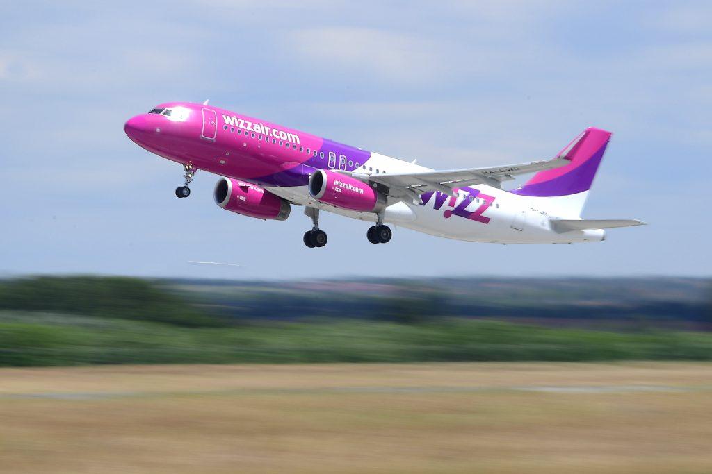 Ungarische Wizz Air plant Flüge zu sieben Städten von aus Wien