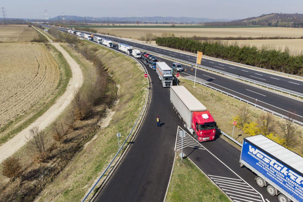 Grenzübergänge bei Bajánsenye und Kétvölgy offen für Ungarn und Slowenen post's picture