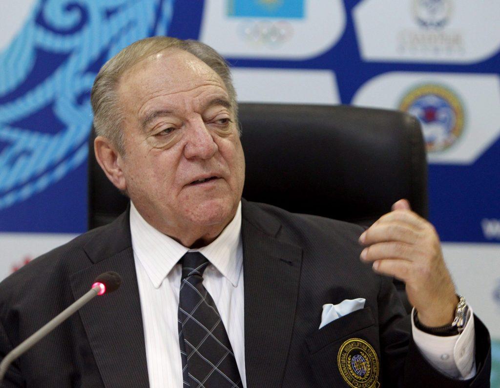Gewichtheber-Präsident Aján tritt nach Doping- und Korruptionsvorwürfen  zurück