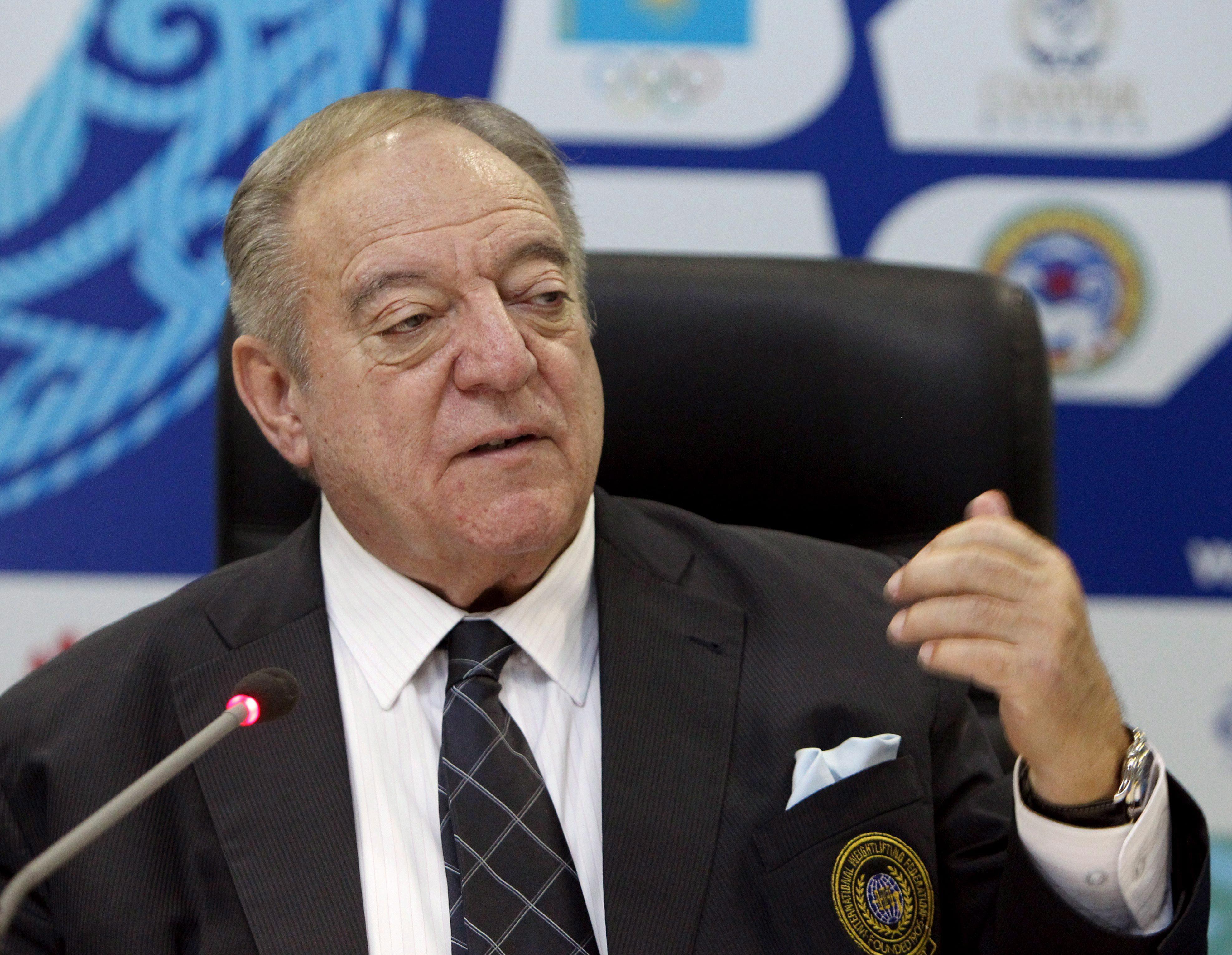 Gewichtheber-Präsident Aján tritt nach Doping- und Korruptionsvorwürfen  zurück post's picture