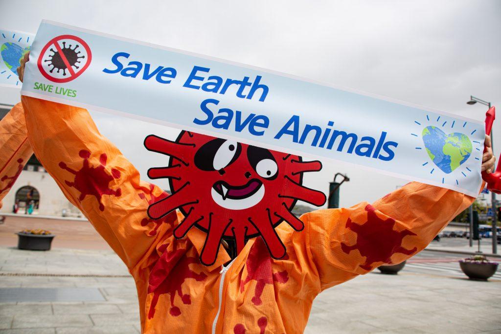 """Tag der Erde: """"Wir können nicht dort weitermachen, wo wir vor der Pandemie aufgehört haben"""" post's picture"""