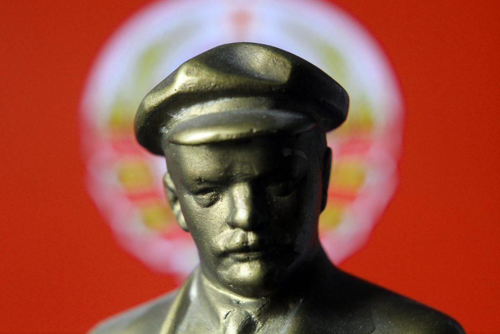Presseschau von budapost: Linke Tageszeitung erschient mit Loblied auf Lenin post's picture