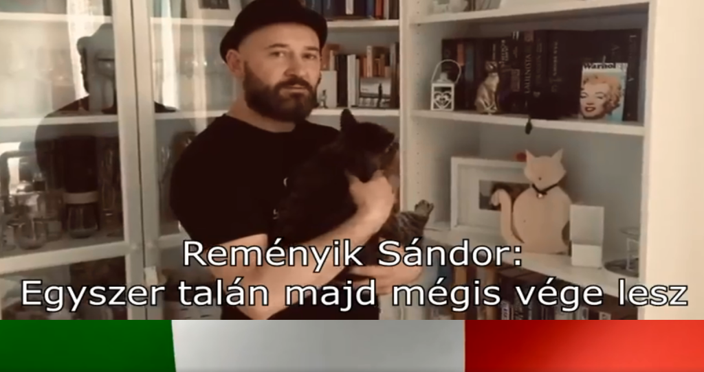 Tag der ungarischen Poesie: Italiener sagen ungarisches Gedicht auf