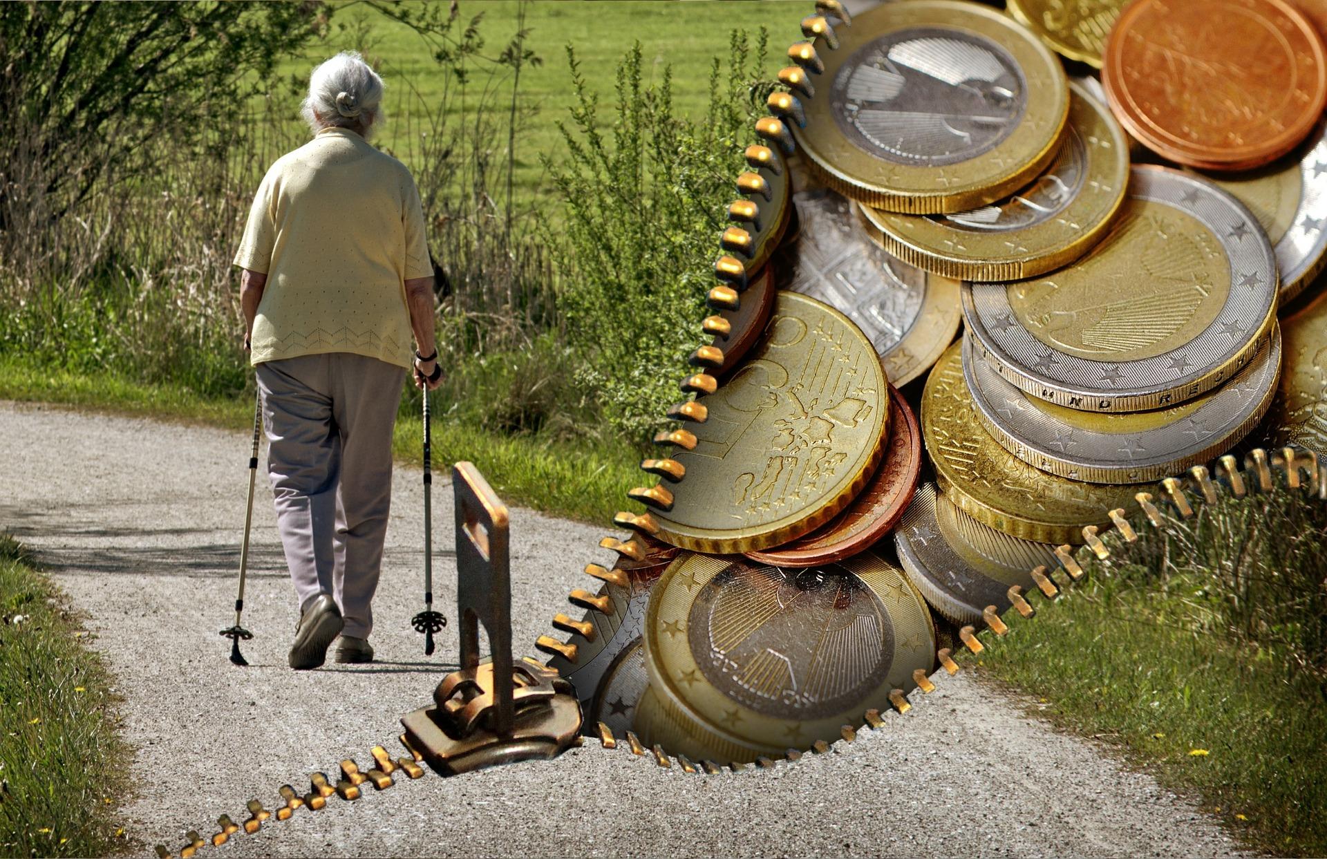 Renten: Geld ist aufgebraucht post's picture