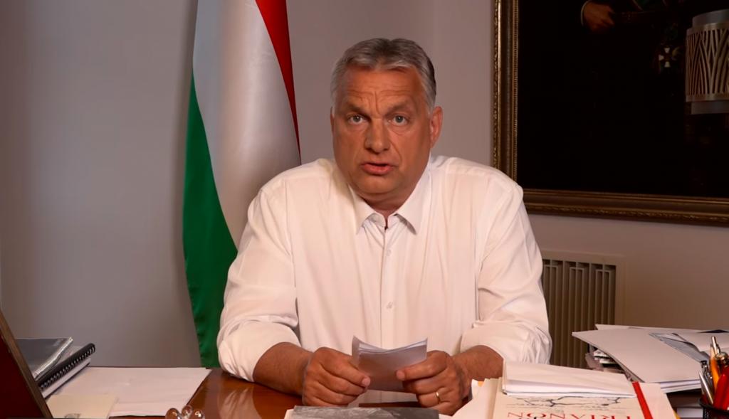 Orbán kündigt Lockerungsmaßnahmen an