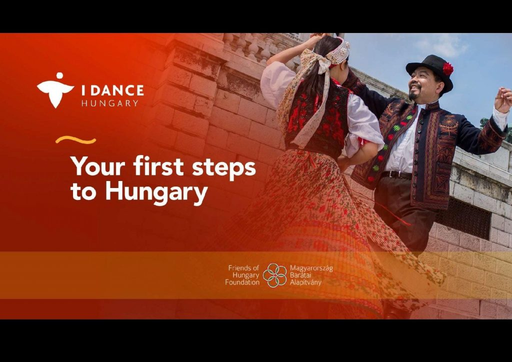 Advertisement for: i dance 1.
