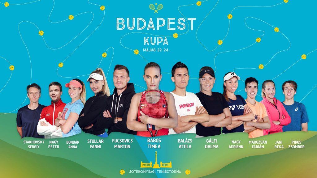 Budapest-Tennis-Cup: mit den besten ungarischen Spielern! post's picture