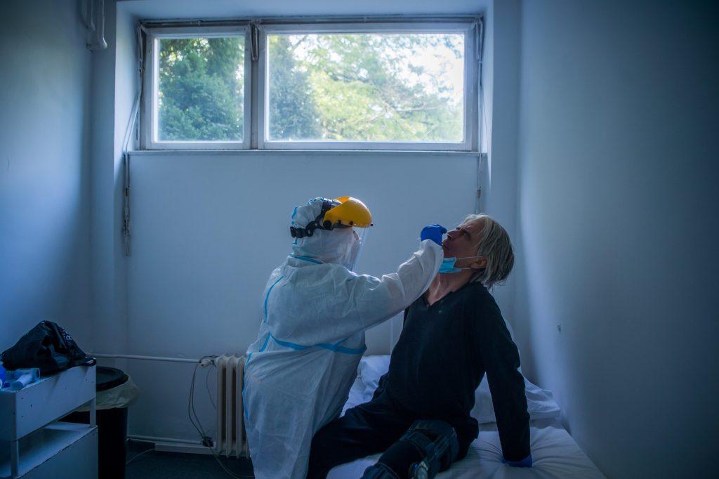 Coronavirus: Weitere 13 Todesfälle, 35 Neuinfizierte, bisher 3213 Erkrankte