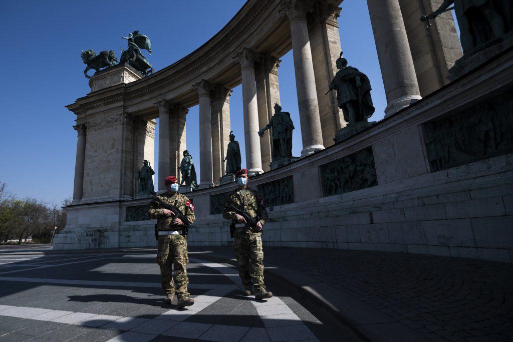 """""""Budapest Restart"""": Geplante Maßnahmen zur Wiedereröffnung der Stadt post's picture"""