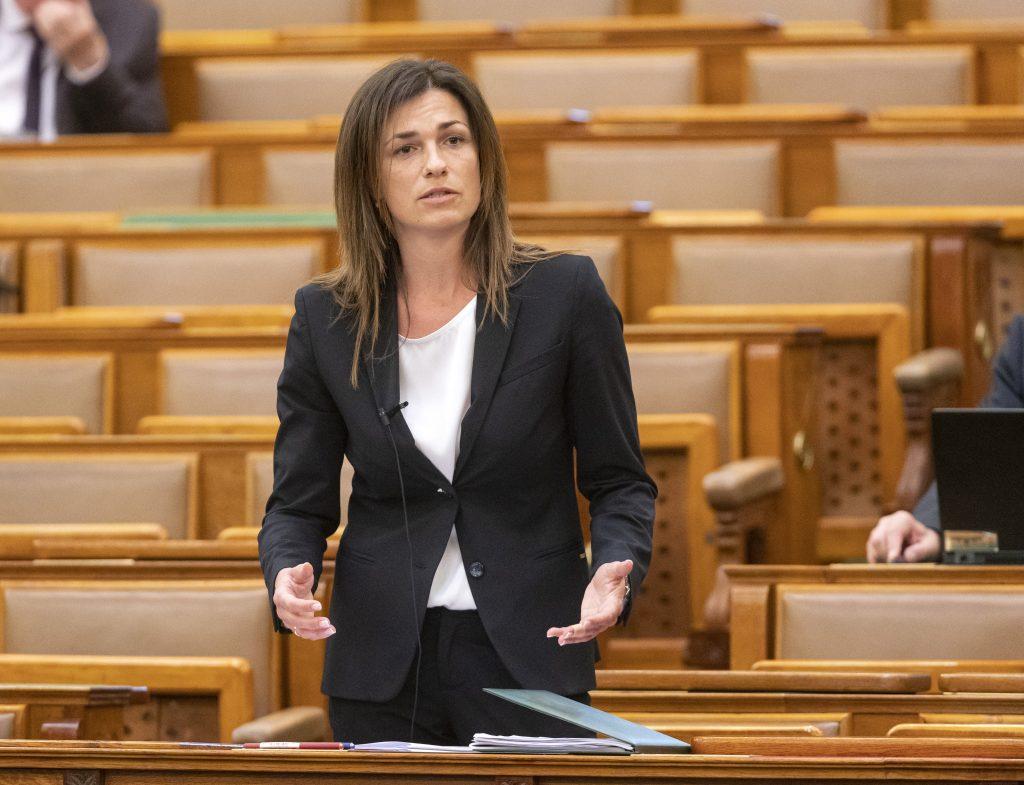 """Justizministerin: """"EU setzt seine politische und ideologische Erpressung gegenüber Ungarn fort"""""""