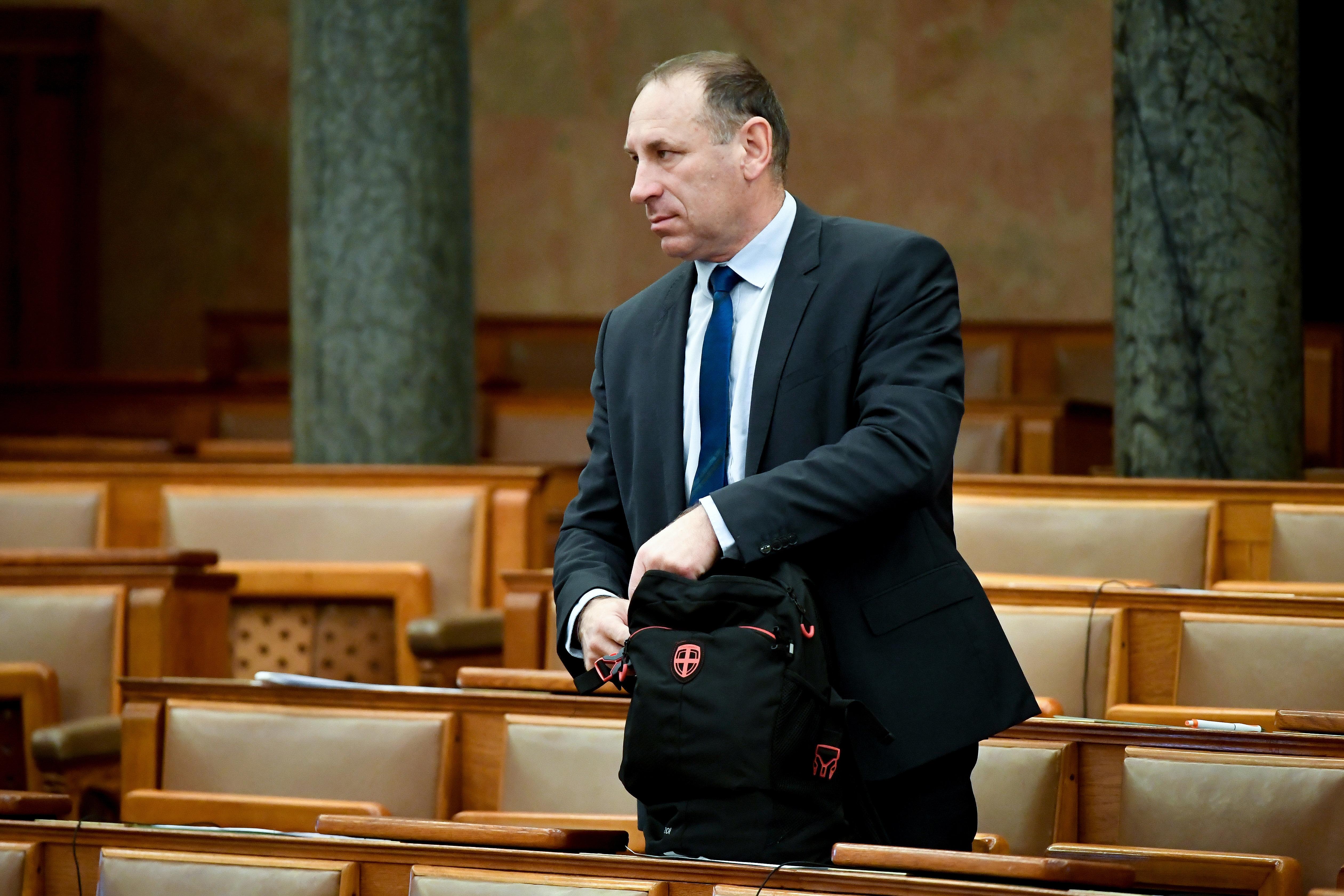 Fidesz Abgeordneter István Boldog wegen Korruption angeklagt post's picture