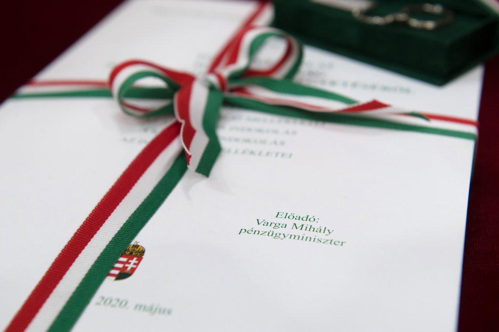 Ungarns Haushaltsplan 2021: Regierung strebt ein Wirtschaftswachstum von 4,8 Prozent an