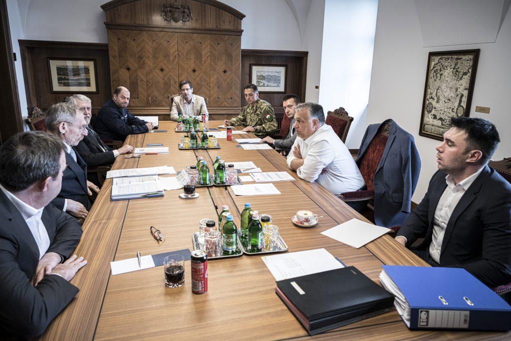 Orbán: In Budapest können die Maßnahmen gelockert werden