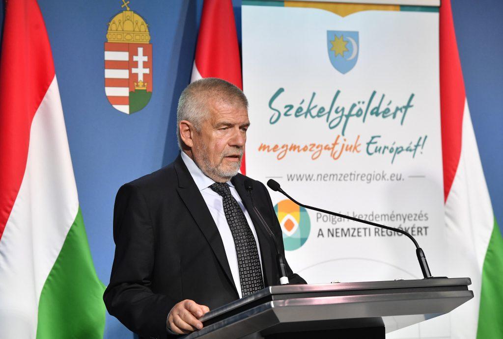"""""""Wir haben ehrgeizige Ziele"""" – Interview mit Balázs Izsák über die Bürgerinitiative des Szekler Nationalrats post's picture"""