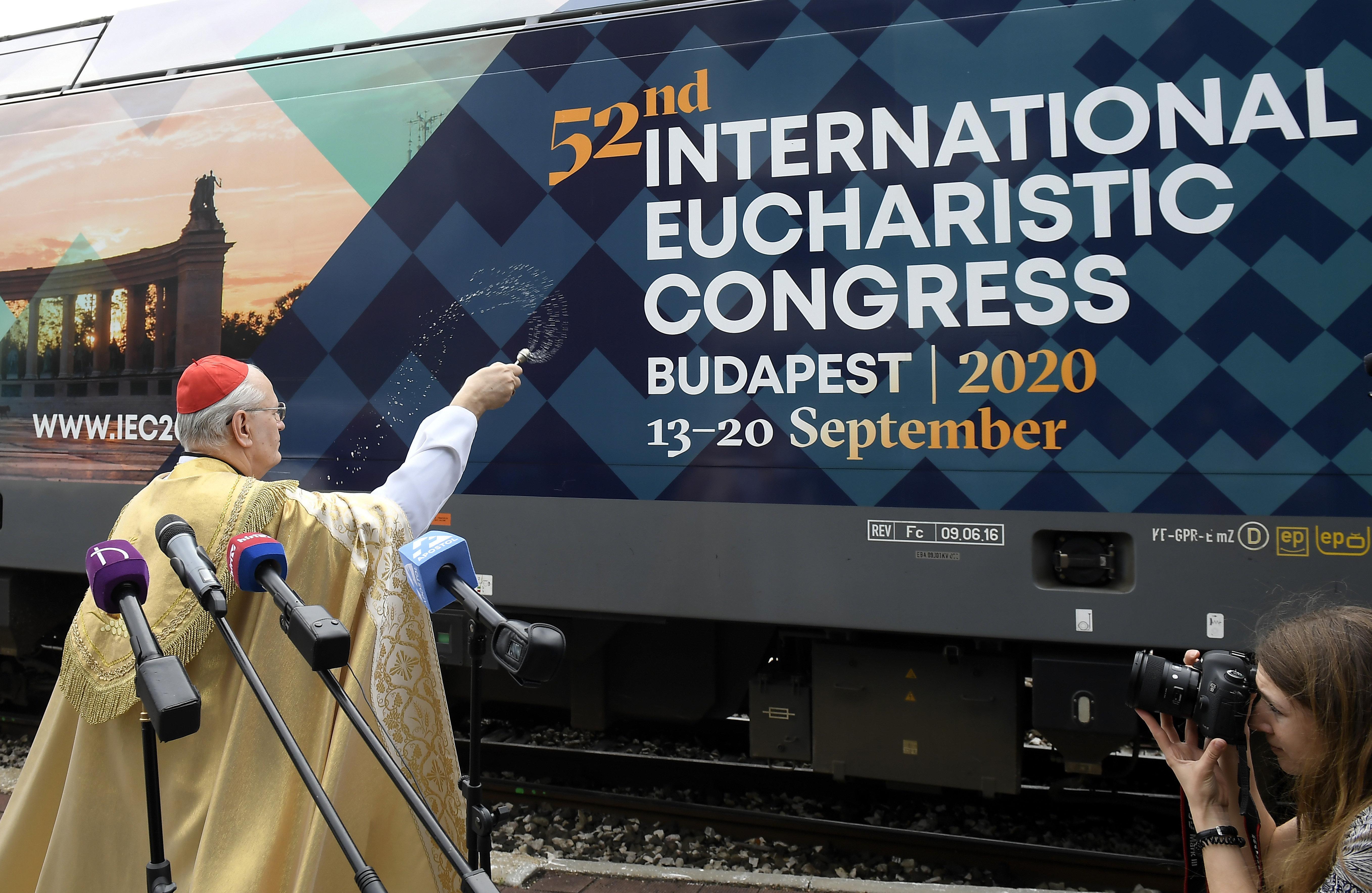Neuer Termin für den Eucharistischen Weltkongress steht fest post's picture