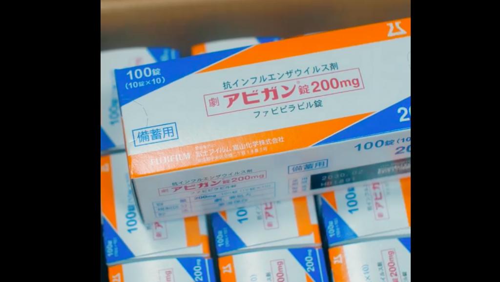 Außenminister: Eine Million Dosen Favipiravir nach Ungarn geliefert