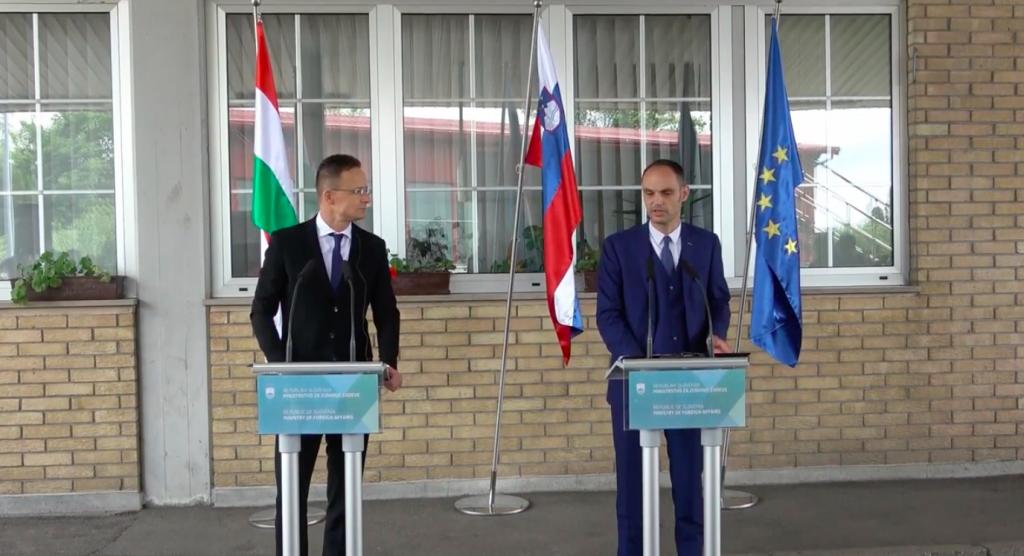 Ungarn und Slowenien heben Reisebeschränkungen an der gemeinsamen Grenze auf