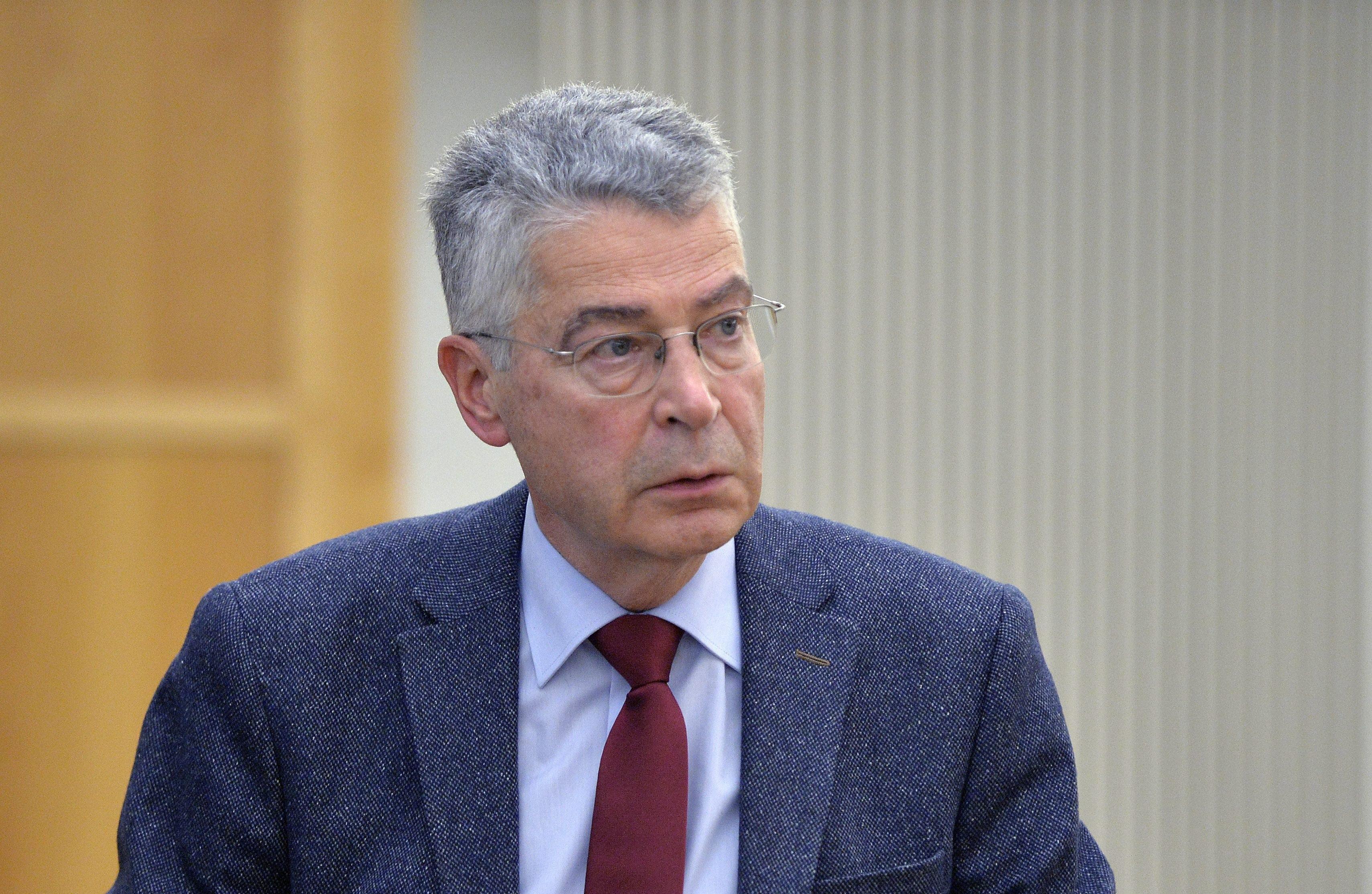 András Oplatka, schweizerisch-ungarischer Journalist, einer der Gründer der Freunde von Ungarn Siftung, ist verstorben post's picture
