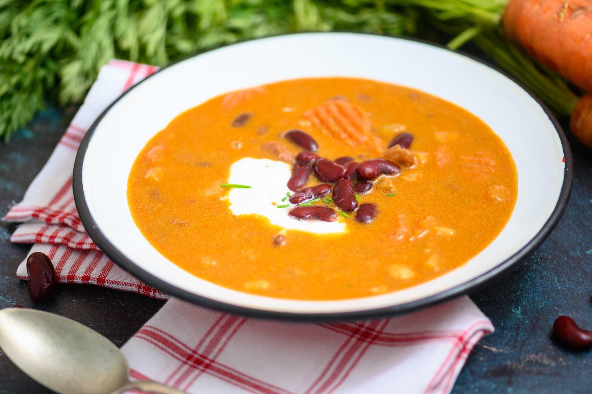 Bohnensuppe á la Jókai – mit Rezept! post's picture