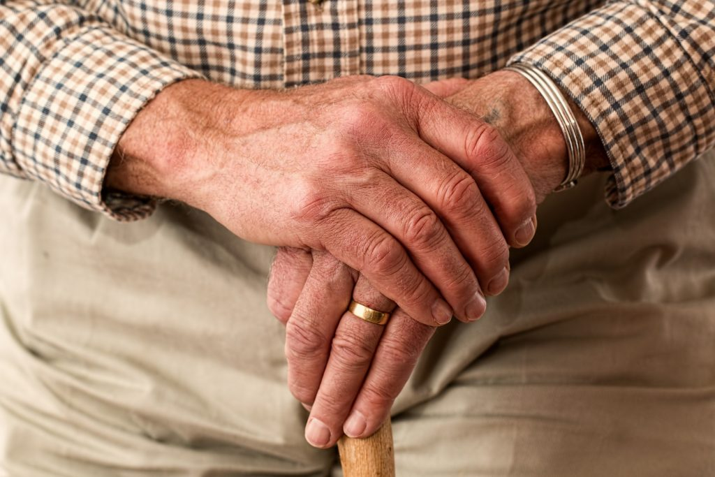 Gesellschaft unaufhaltsam älter