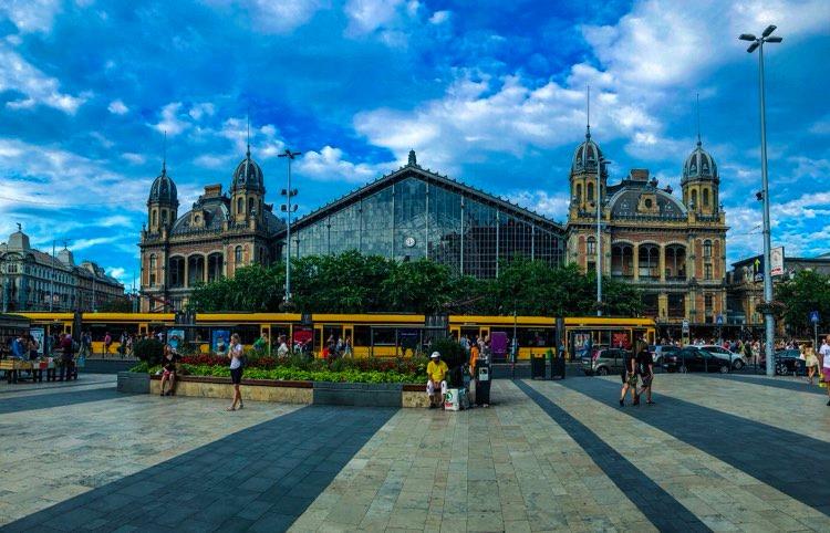 Budapest: West-Bahnhof ab Freitag wegen Renovierung geschlossen