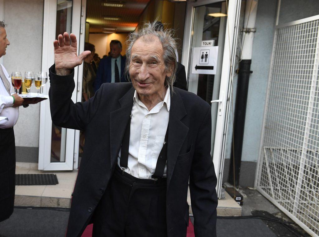 Legendärer Schauspieler István Szilágyi von seinem eigenen Sohn ermordet
